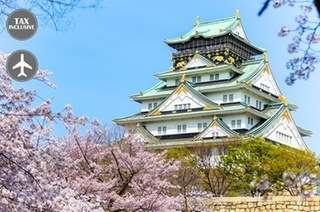 Osaka: SIA Return Flights