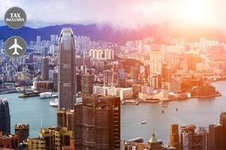 Hong Kong: SIA Return Flights