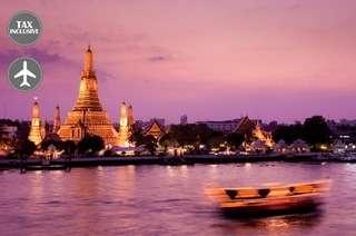 Bangkok: SIA Return Flights