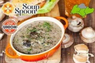 Cash Voucher at The Soup Spoon
