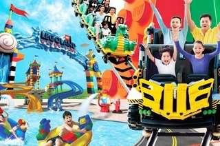JB: LEGOLAND® Park + Coach