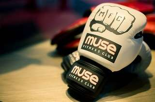 Muse Fitness Club: 4 Sessions of 90 Minutes Muay Thai Classes