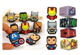 Superhero Themed Pin Bro...
