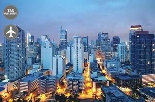 Manila: SIA Return Flights