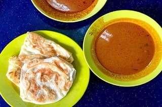 Cash Voucher at Thasevi Food Famous Jalan Kayu Prata Restaurant