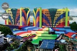 Genting: First World Hotel + Coach