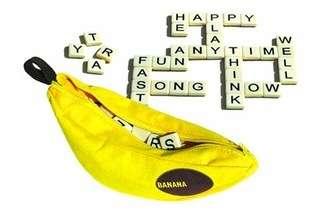 Word Game with Banana-Sh...