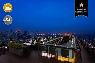 Bangkok: 5* Anantara Sathorn