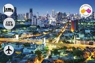 Bangkok: 4D3N Indra Regent Hotel Stay + SIA Flights