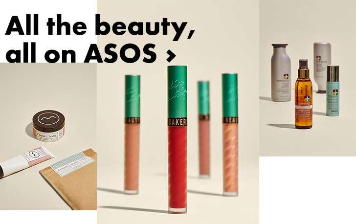 All the beauty all on ASOS