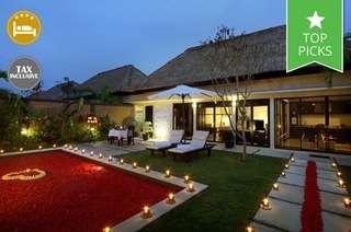 Seminyak: 4* Private Pool Villa