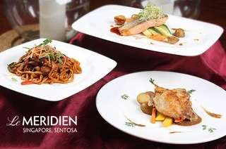 Le Meridien Singapore, Sentosa - All-Day Set Meal for One Person