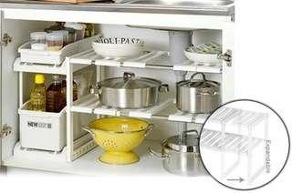 2-Tier Adjustable Shelf