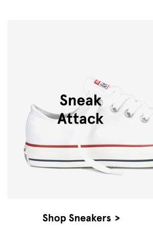Sneak Attack - Shop Sneakers