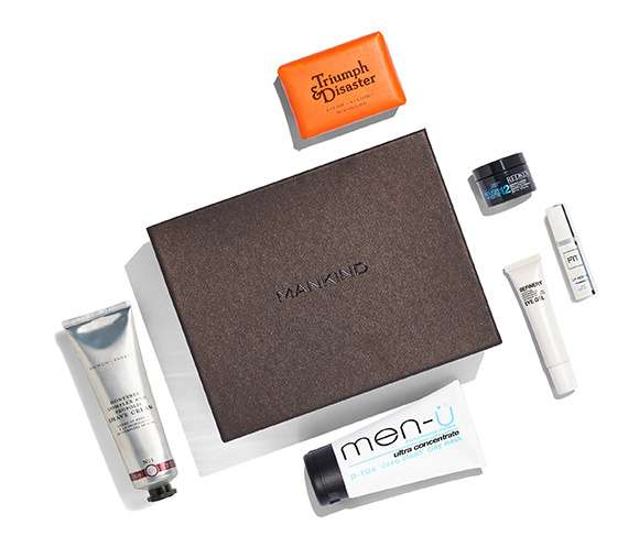 The Mankind Grooming Box