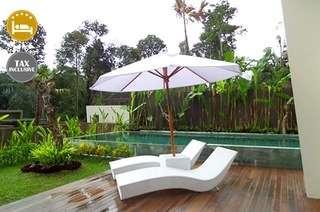 Bali: 5* Gianyar Pool Villa Stay