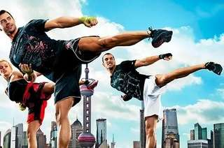 Fitness Classes in Chinatown