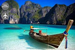 Easter Day Special: Flights to Krabi for 1 Person - Depart Apr 14