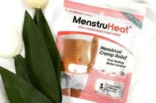 8 Menstruheat Heat Packs