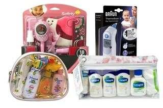 Assorted Baby Care Produ...