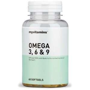 20% off Omega 3, 6, 9