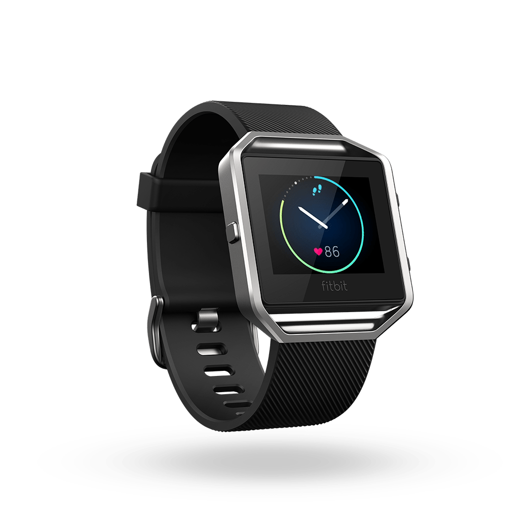 Fitbit Blaze Fitness Tracker and Watch