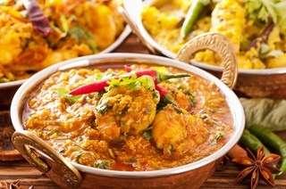 $10 for $20 Cash Voucher for Authentic Indian Cuisine