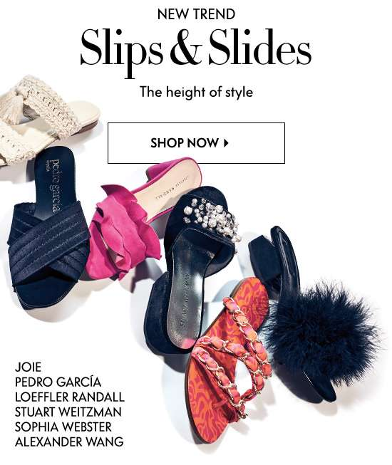 New Shoe Trend