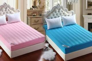 Quilted Mattress Protect...