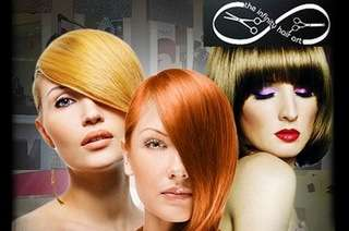 2 Outlets: Hair Remodeling + Cut at The Infinity Hair Art