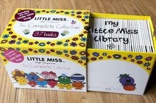 Little Miss Storybooks