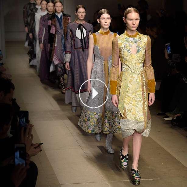 Selfridges Does Fashion Week: The Erdem Story