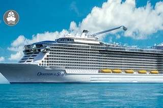 Penang-Phuket: 5N Royal Caribbean-Ovation of the Seas -Sail on 24 Mar