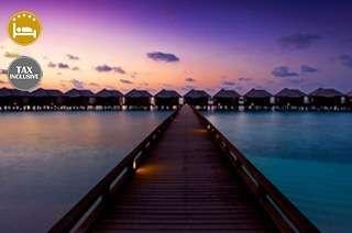Maldives 5* Sheraton Resort + Flights