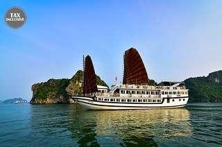 Halong Bay: V'Spirit Cruise