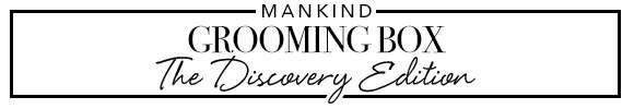 the mankind grooming box the discovery edition