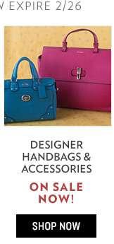 Desginer Handbags