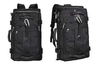 3-Way Adjustable Backpac...
