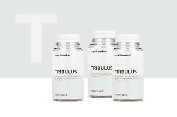 Introducing myvitamins Tribulus