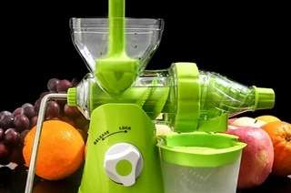 Manual Fruits Press Juic...
