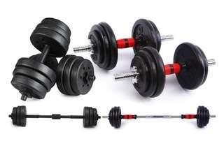 Adjustable Weightlifting...