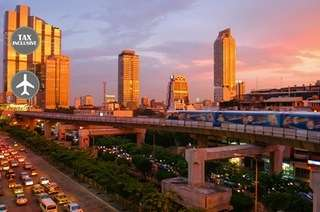 (Labour Day's Special) Return Flights to Bangkok - Depart on Apr 29