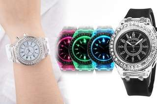 Watch with Colour-Changi...