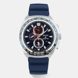 Seiko Prospex World Time SSC489P1 Solar Watch
