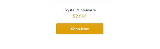 Crystal Minaudiere