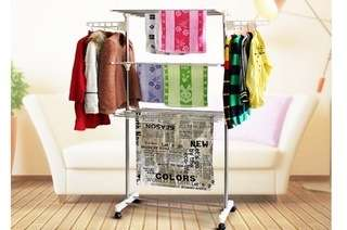 Foldable Laundry Clothes...