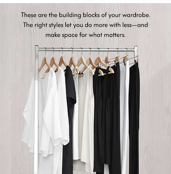 Eileen Fisher essentials