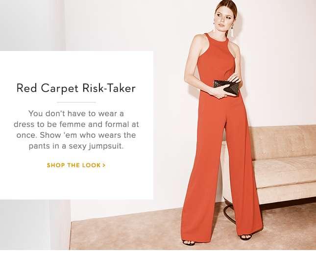 Red Carpet Risk-Taker