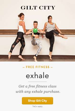 exhale women