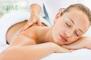 3 Outlets: Full-Body Massage